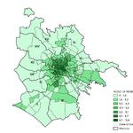 La mobilità a Roma non é sostenibile, il futuro sindaco riparta dalle periferie!