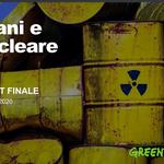 """""""Italiani e il nucleare"""": sondaggio Ipsos-Greenpeace"""