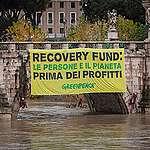 Recovery plan, Greenpeace: «se confermata, l'eliminazione dei fondi destinati a Eni per progetti fossili sarebbe una buona notizia. Ma il piano è da migliorare»