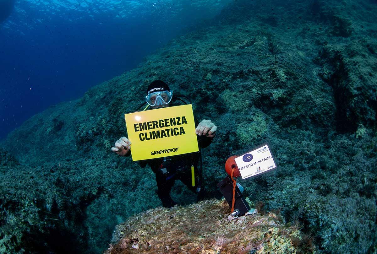 I cambiamenti climatici e il mare: gravi conseguenze anche per l'uomo.