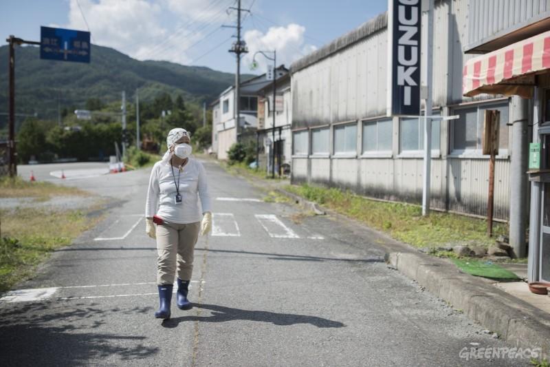 2018/03/01 グリーンピース最新放射線調査報告書ーー避難指示解除区域で国際基準/日本政府長期目標をはるかに超える放射線リスク