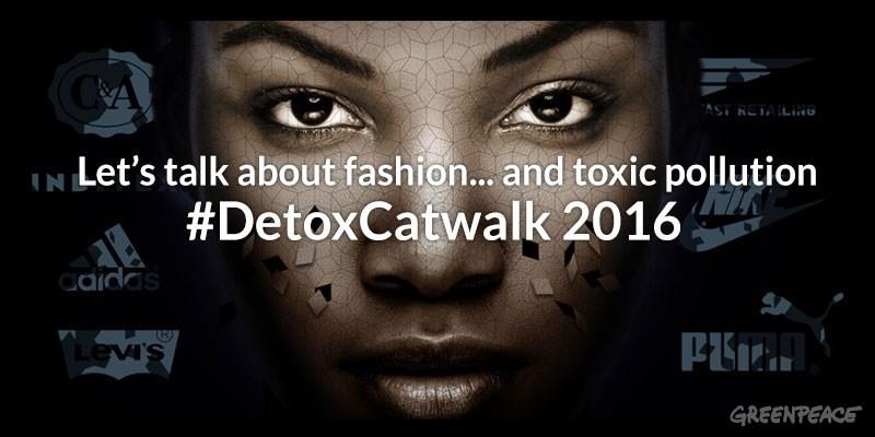 ナイキ、エスプリなどが有害化学物質全廃の業界最下位グループに グリーンピース、『デトックス・キャットウォーク』発表 ~グローバル衣料品ブランドの有害化学物質全廃への取り組みをランキングに~