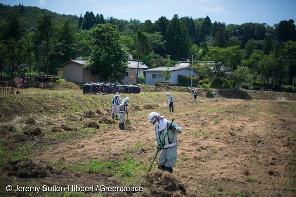 福島の除染作業の被ばくは正当化できるのか? 国連特別報告者からの問い