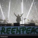 グリーンピースと共に歩んだ音楽