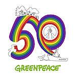 グリーンピースは、50周年を迎えます。