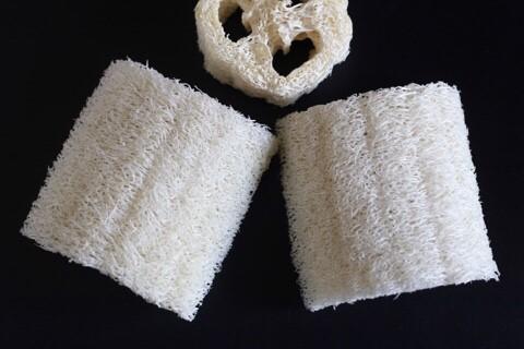 설거지는 천연 수세미로 사용중 ©jeonjaeeun