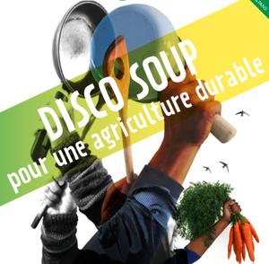 Disco Soup für eine nachhaltige Agrarpolitik.