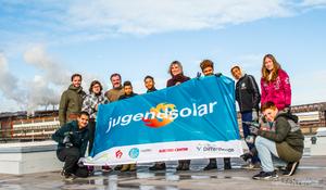 Projekt Jugendsolar in Differdingen.