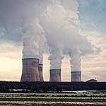 Nuclear Power Station Cattenom. © Martin Storz / Greenpeace