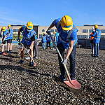 Das Jugendsolar Projekt an der Europaschule in Bildern