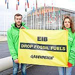 Greenpeace Luxemburg sendet offenen Brief an EIB-Gouverneur Pierre Gramegna