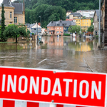 Le Luxembourg, la Belgique et l'Allemagne sous les eaux, Greenpeace du côté des victimes et du changement