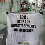 Les investissements sales du FDC dans le charbon continuent de grimper, selon son rapport annuel