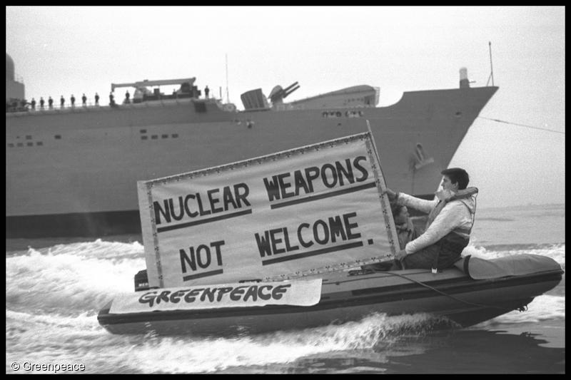 Victoire : les armes nucléaires enfin illégales