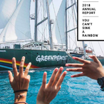 2018 Annual Report: You Can't Sink A Rainbow