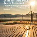 Southeast Asia Power Sector Scorecard