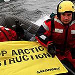 بالإجماع: لا لنفط القطب الشمالي