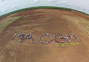 Comunidades mayas dicen NO a los OGM © Arturo Rocha