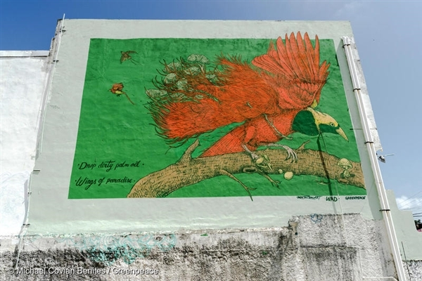 Mural México