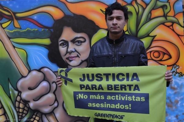 justicia Berta