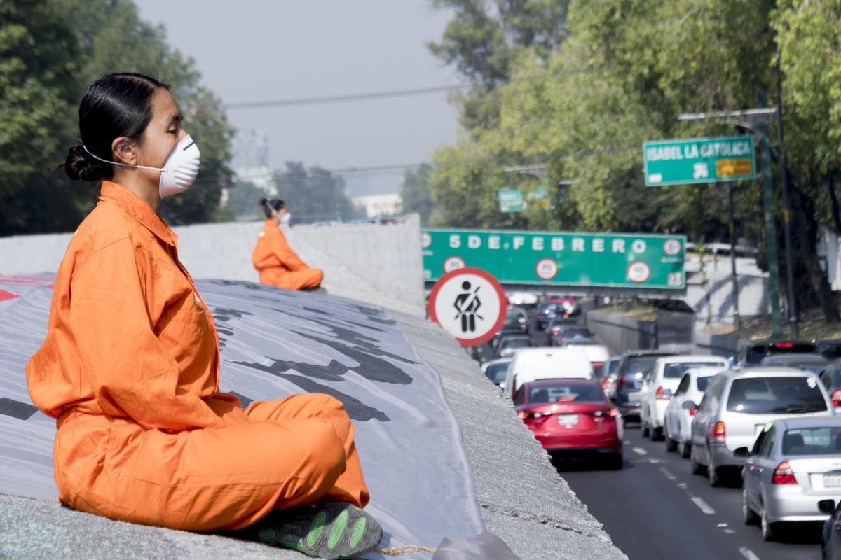 Por el derecho a respirar aire limpio