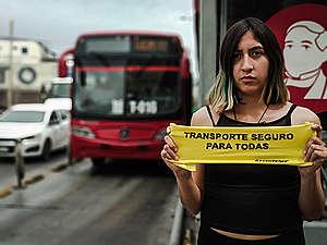 9 de cada 10 mujeres han sufrido violencia en el transporte público