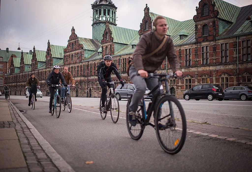 Usar bicicleta como medio de transporte diario