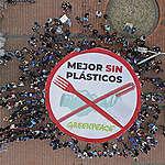 Marcha contra los plásticos