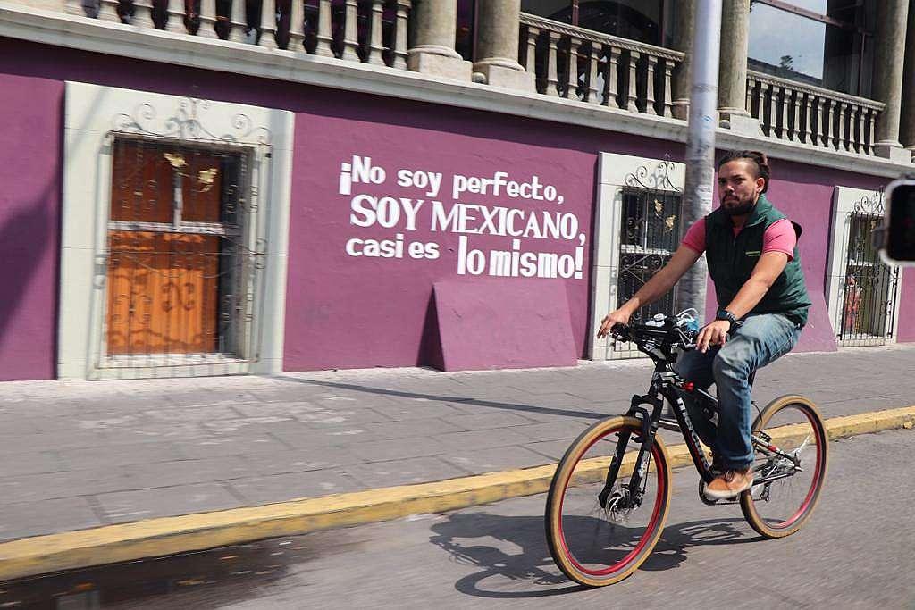Moverte en bicicleta es saludable