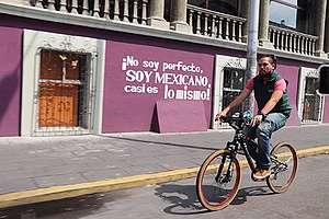 Usa más tu bicicleta y reduce la contaminación