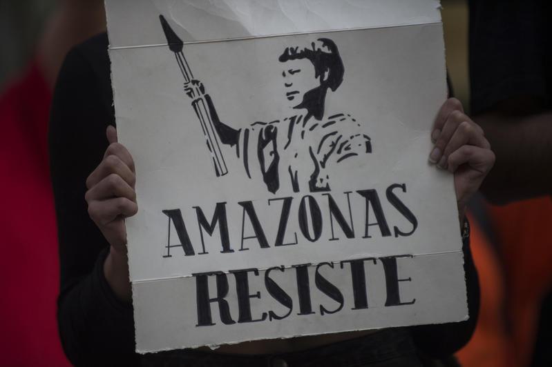Amazonas resiste