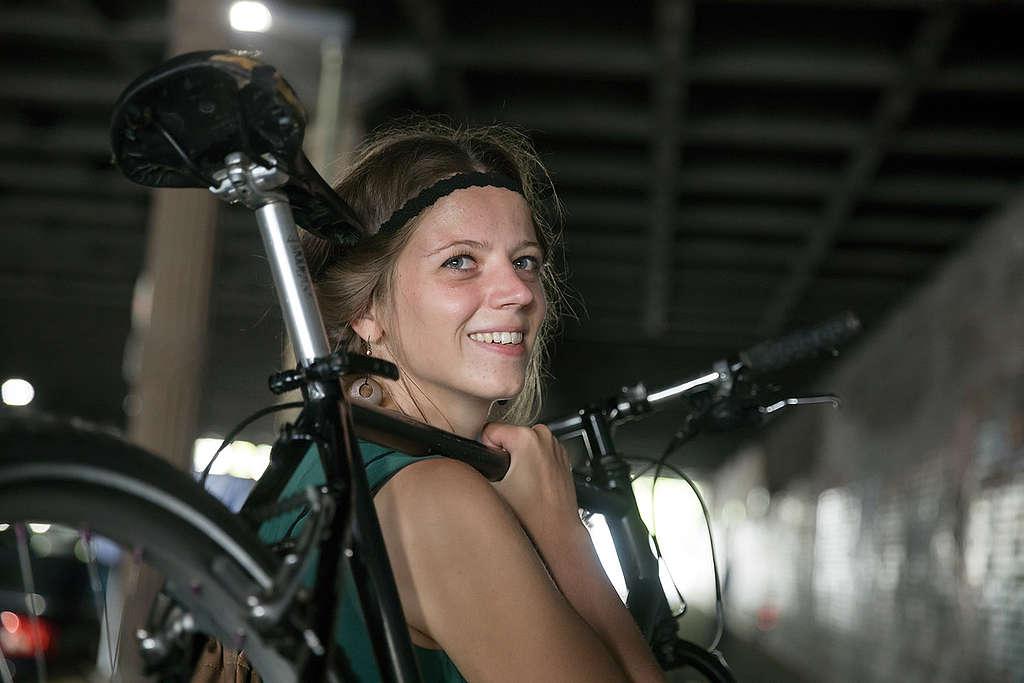 Tu vida cambiaría si fueras ciclista