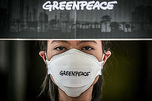 Derecho a respirar © Wason Wanichakorn / Greenpeace