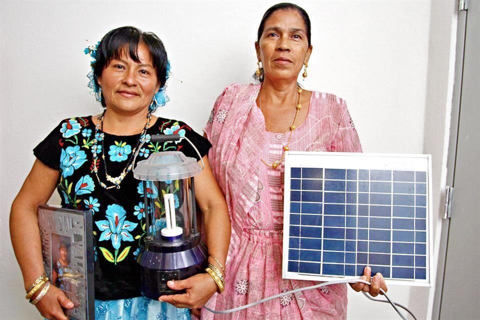Abuelas Solares Oaxaca
