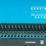 Ranking de supermercados según su huella plástica 2019