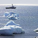 Arctic Sunrise Crew Visit Esperanza Base In Antarctica. © Abbie Trayler-Smith / Greenpeace