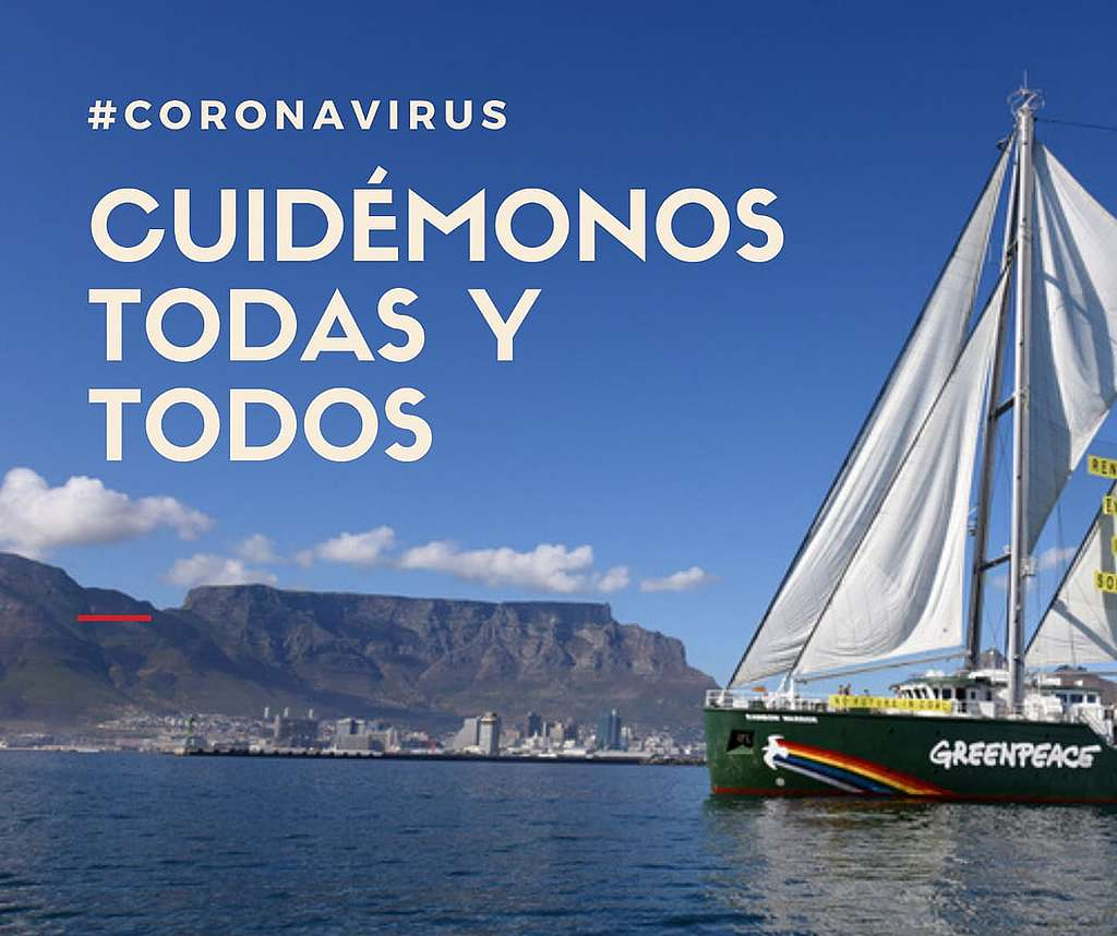 Cuidémonos todos del coronavirus
