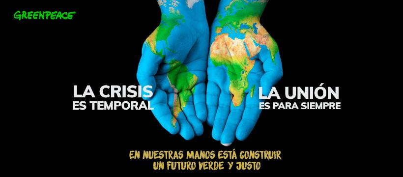 Apoya una recuperación verde y justa en México