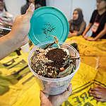 Make SMTHNG Week 2019 in Jakarta. © Jurnasyanto Sukarno / Greenpeace