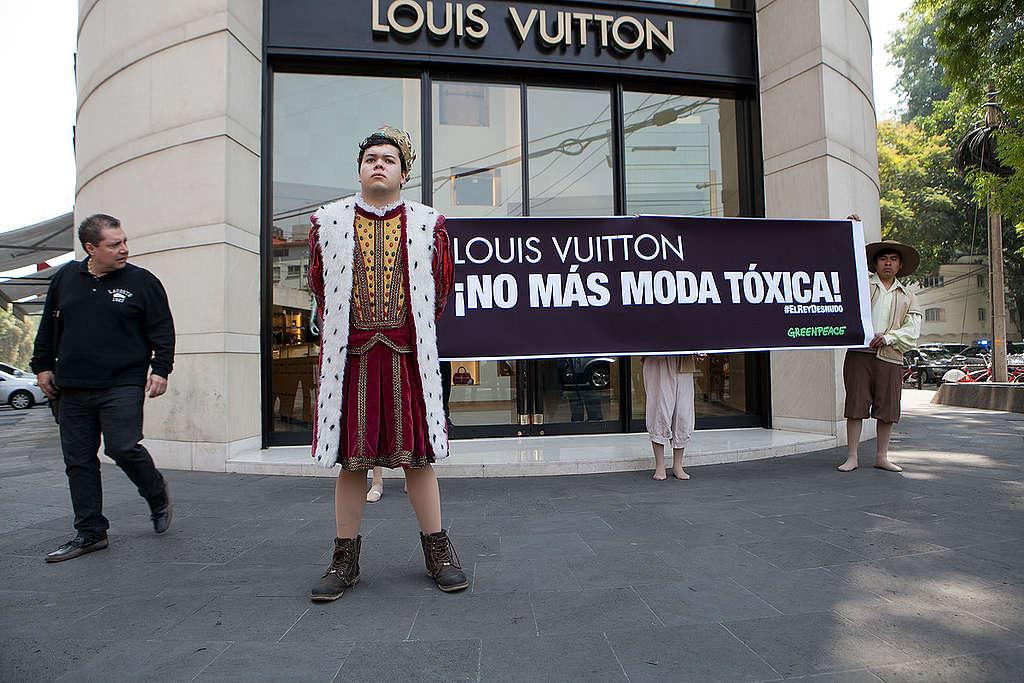 En México, las consecuencias de la fast fashion también han dado lugar a protestas contra la industria de la moda.