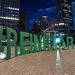 Hack Your City - Restart Sustainable Activity in Bogotá. © Nathalia Angarita / Greenpeace