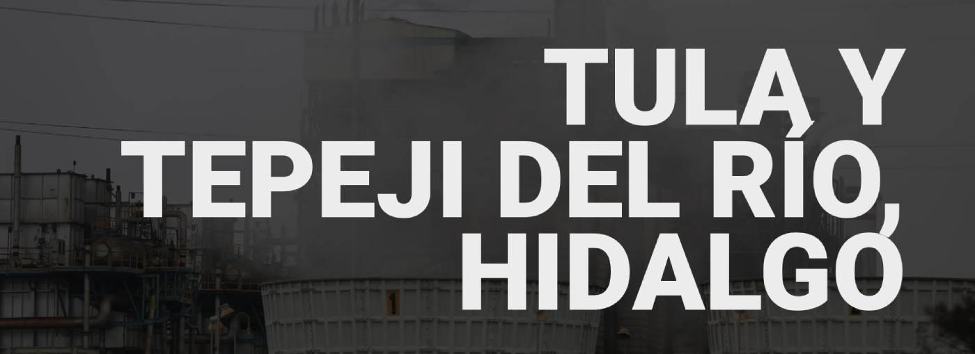 Tula Tepejí - Crisis climática