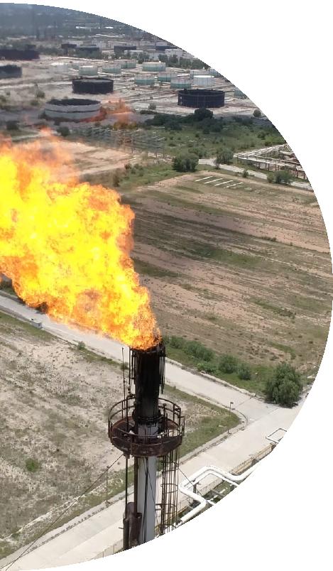 Crisis climática petróleo
