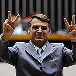 Sessão Extraordinária Plenário Ulysses Guimarães Dep. Jair Bolsonaro Foto: Beto Oliveira 30.06.2011