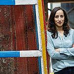 Faiza Oulahsen te gast bij The Big Five op BNR: Wereldbestormers