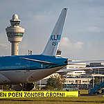 Overheid laat KLM doorgaan met vervuilen