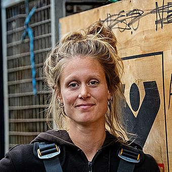 Marleen (ontwerpster & klimaatactivist)