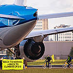 Climate lawsuit against Dutch state on KLM bailout