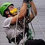 Greenpeace bereidt iconische klim(aat)actie voor