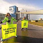 Heropening kolencentrale Rotterdam onbegrijpelijk en ongepast